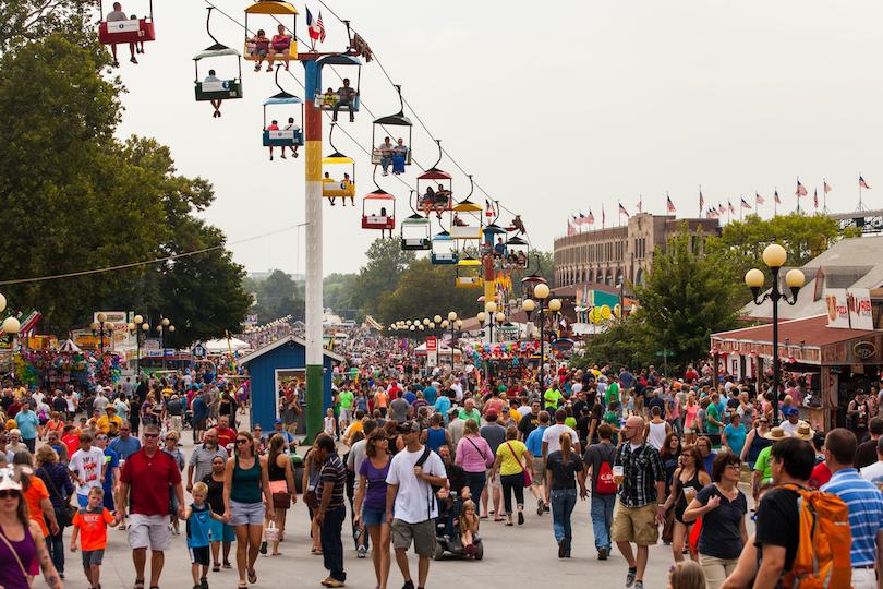Iowa State Fairgrounds