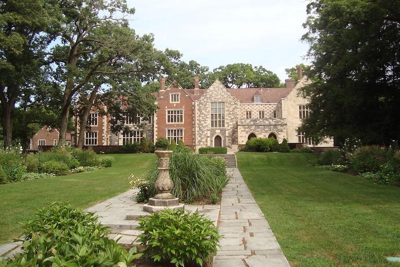 Salisbury House