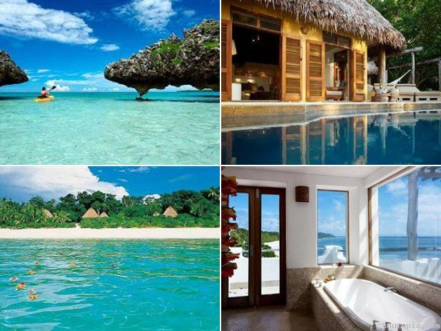 10 Best All Inclusive Resorts In Fiji With Photos Map
