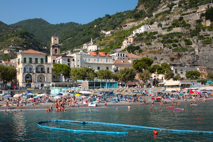 Image result for town of amalfi photos