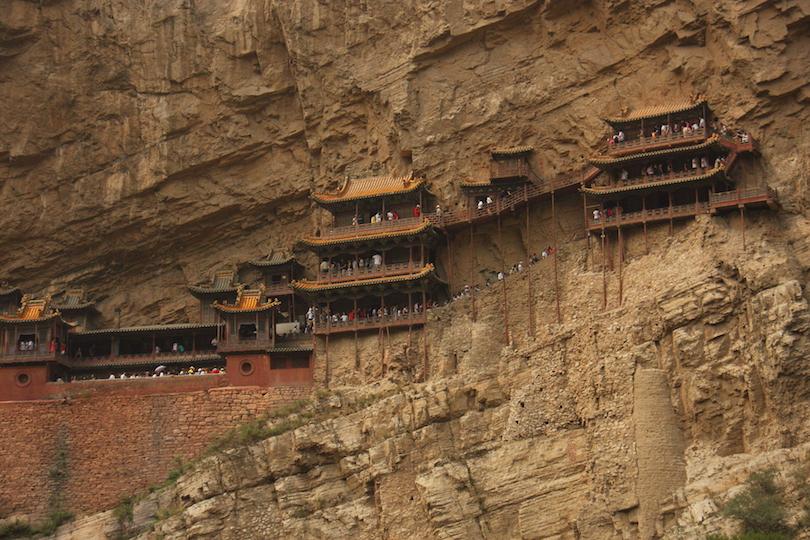 # 1 de increíbles monasterios budistas
