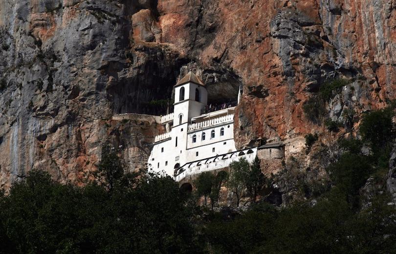 10 Amazing Christian Monasteries (with Photos & Map) - Touropia