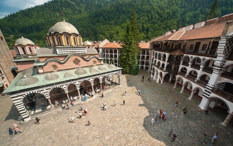 # 1 de atracciones turísticas en Bulgaria