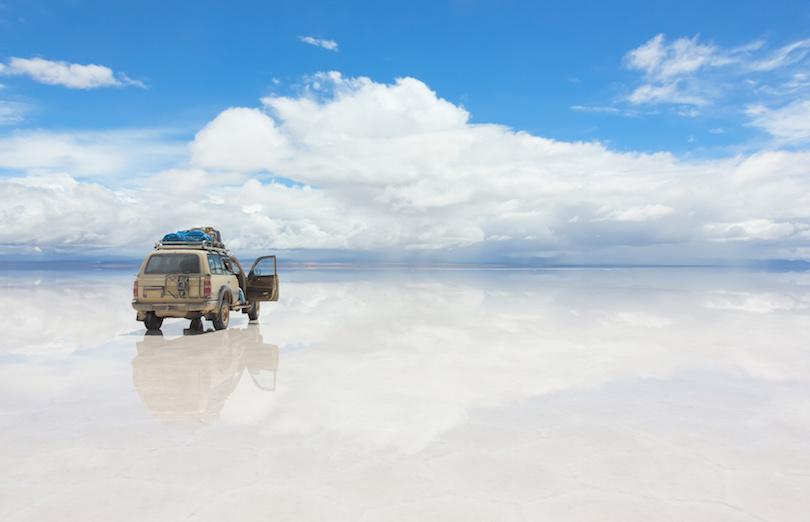 # 1 de Atracciones Turísticas en Bolivia