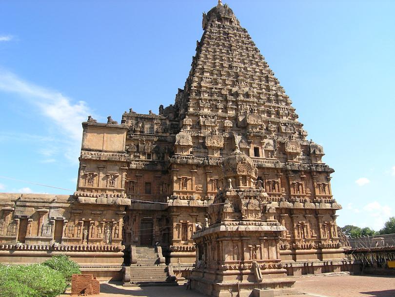 Templo de Brihadeeswarar