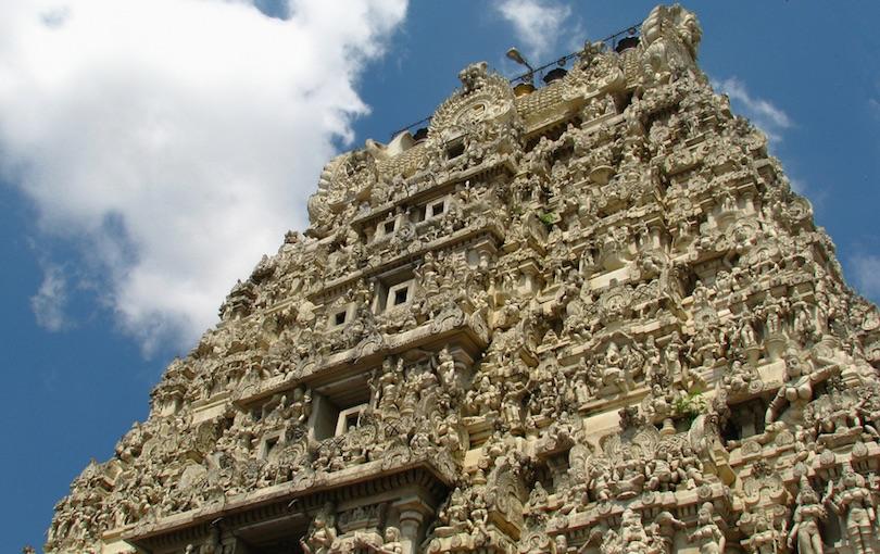 Templos de Kanchipuram