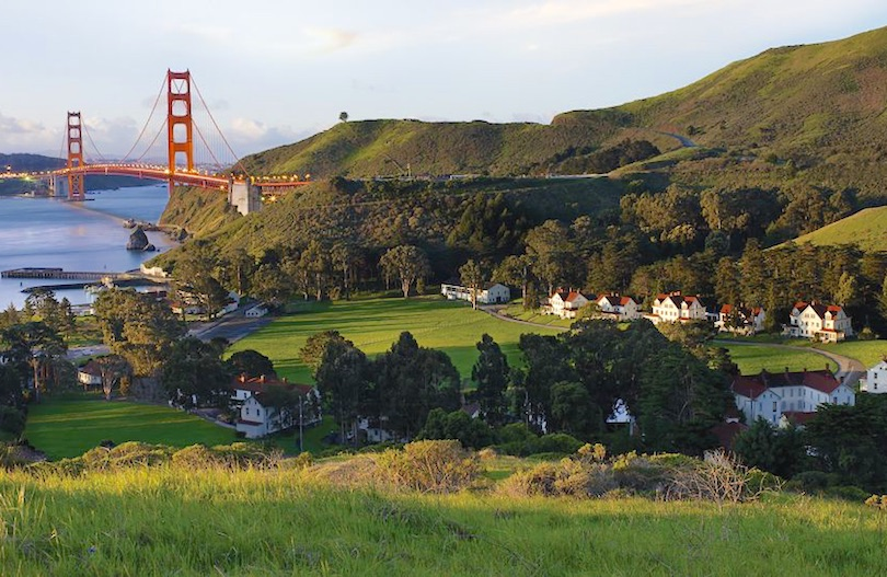 Cavallo Point Lodge, Sausalito