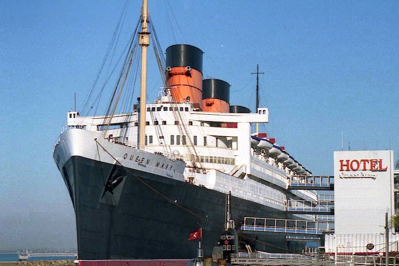 Queen Mary Hotel, Los Angeles