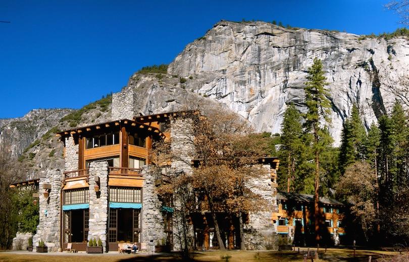 El Ahwahnee, Yosemite