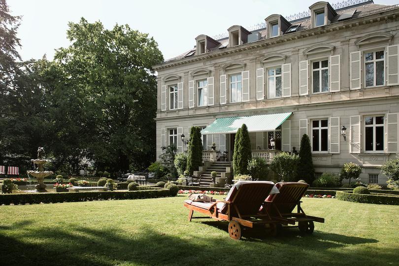 Hotel Belle Epoque, Baden-Baden