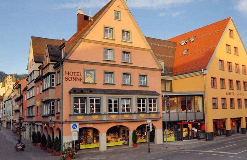 Hotel Sonne, Fussen