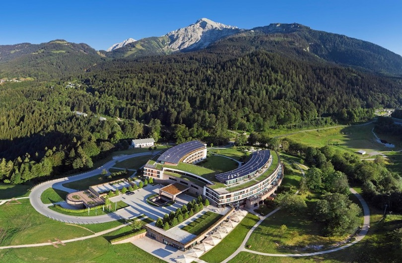 Kempinski Hotel, Berchtesgaden