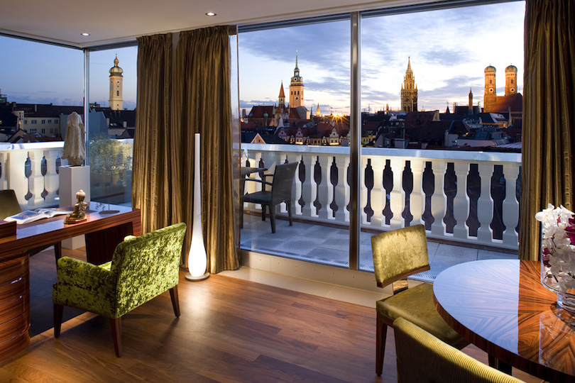 11 most amazing hotels in germany with photos map touropia. Black Bedroom Furniture Sets. Home Design Ideas