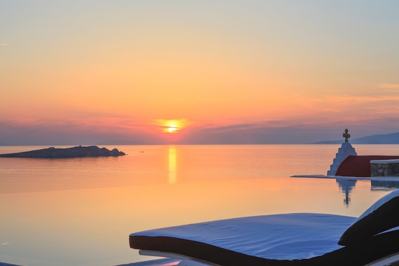Bill & Coo Suites And Lounge, Míkonos