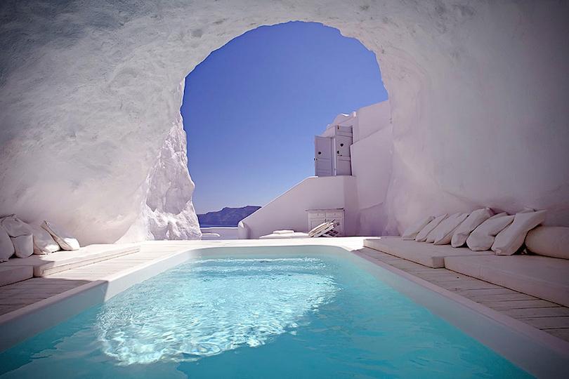 Katikies Hotel, Santorini