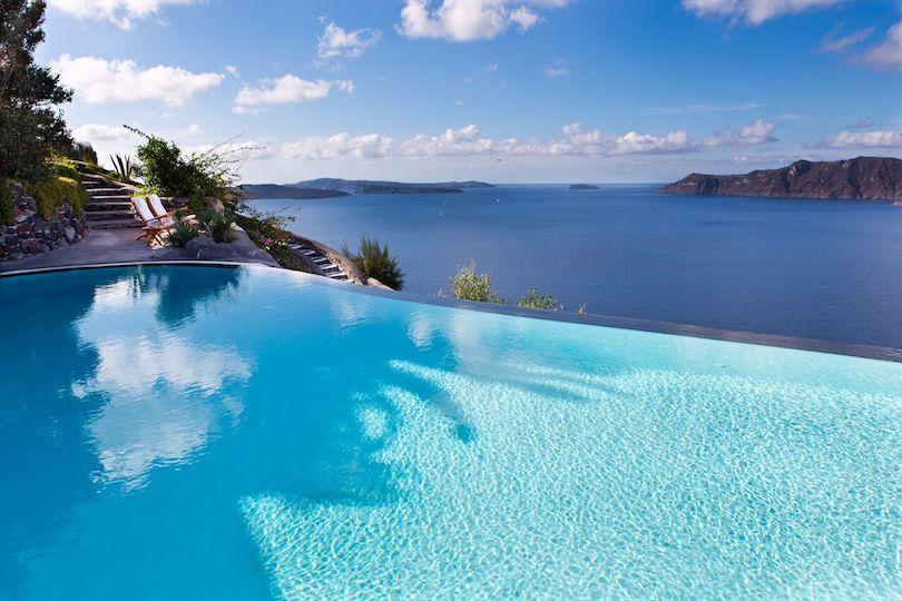 N.o 1 de hoteles increíbles en Grecia