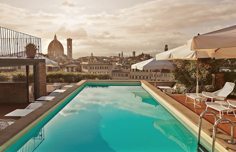 Grand Hotel Minerva, Florence