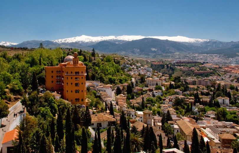 #1 of Best Places To Stay In Granada Spain