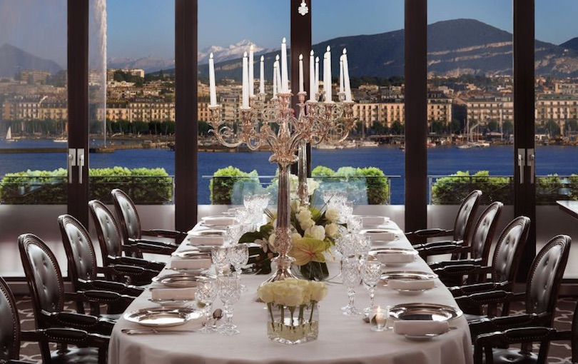 Hotel d'Angleterre, Ginebra