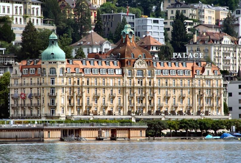 Palace Luzern, Lucerna