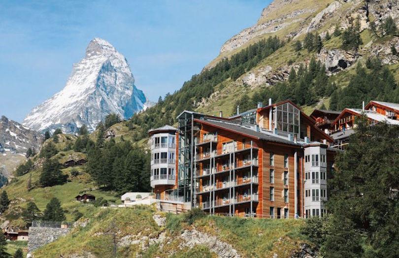 The_Omnia_Zermatt ▷ 8 mejores lugares para alojarse en Zermatt