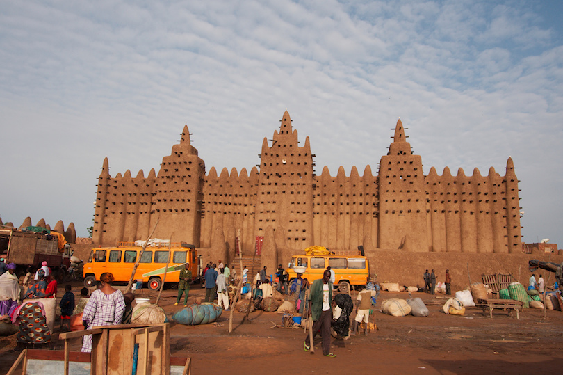 Gran Mezquita de Djenne