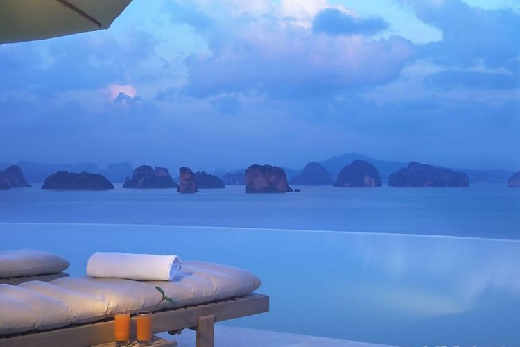 Six Senses Yao Noi Pool
