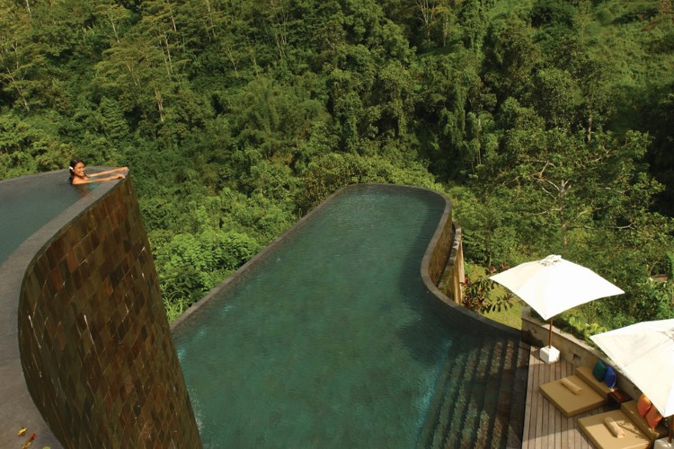 Ubud Hanging Gardens Pools