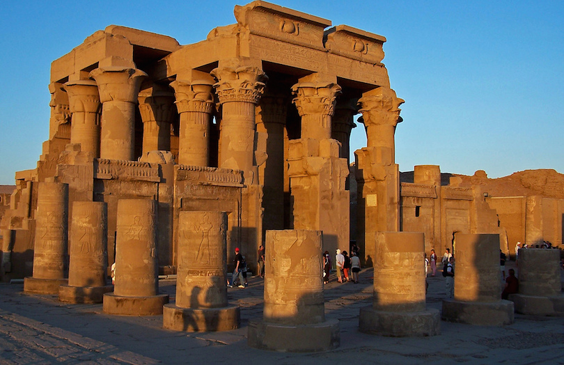 Funerary temples