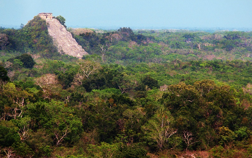 10 Most Beautiful Ancient Mayan Temples With Photos Map Touropia