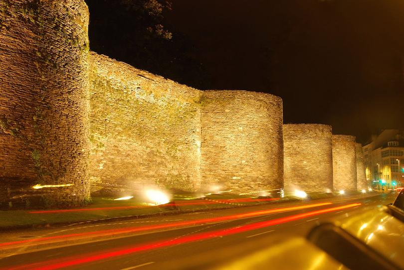 Lugo City Walls