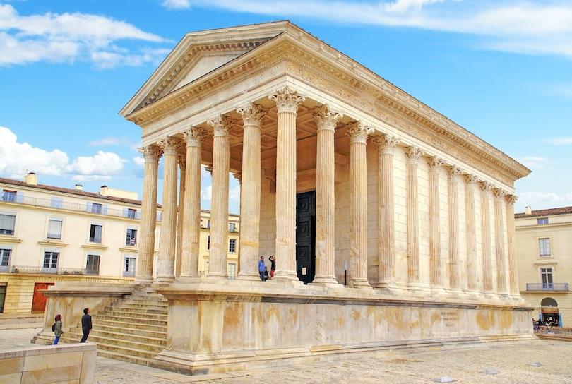 52 Ancient Roman Monuments (with Photos & Map) - Touropia