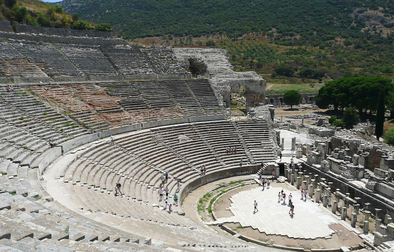 Great Theatre of Ephesus