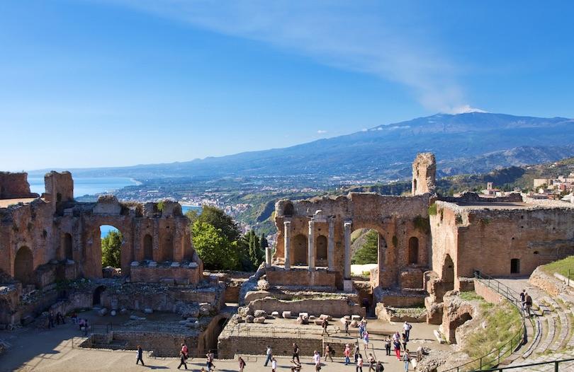 Greco-Roman Theatre