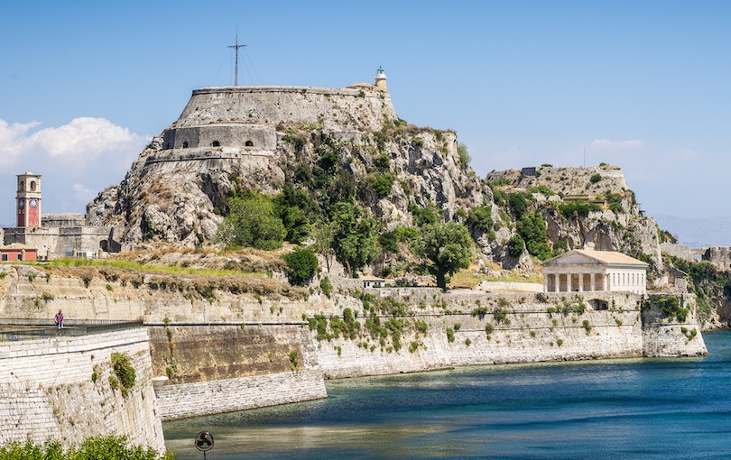 Old Fortress, Corfu Town