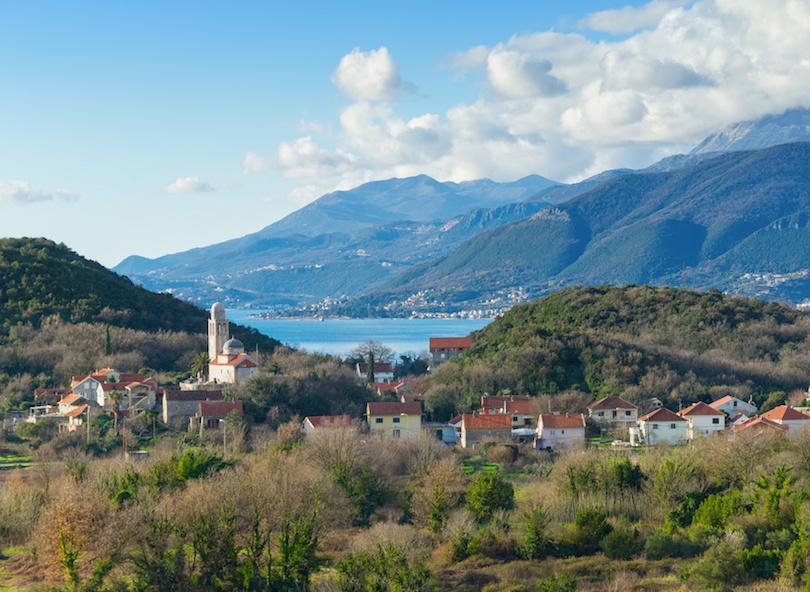 Lustica Peninsula