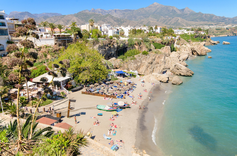 12 Best Beach Holiday Destinations In Spain With Map Photos