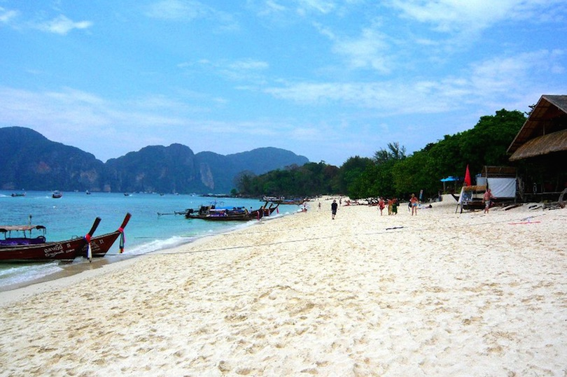 Long Beach, Ko Phi Phi