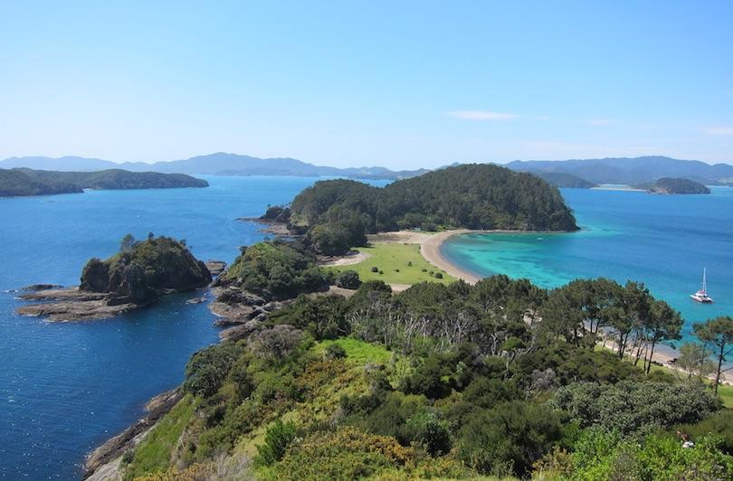 Bahía de las islas