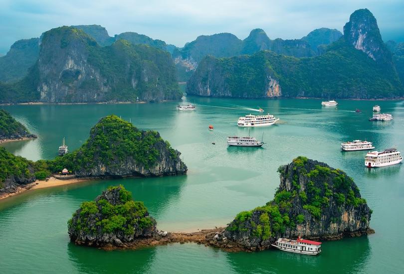 # 1 de hermosas bahías del mundo