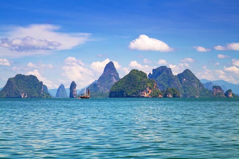 Bahía de Phang Nga