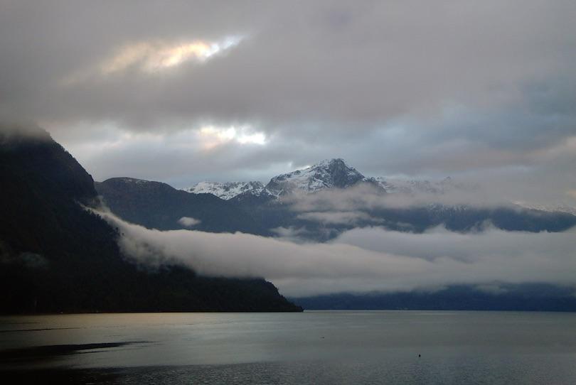 Fiordos de Aisen