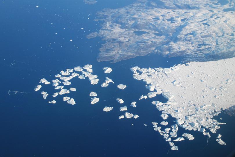 Fiordo de hielo de Ilulissat