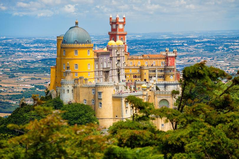 # 1 de atracciones turísticas en Portugal