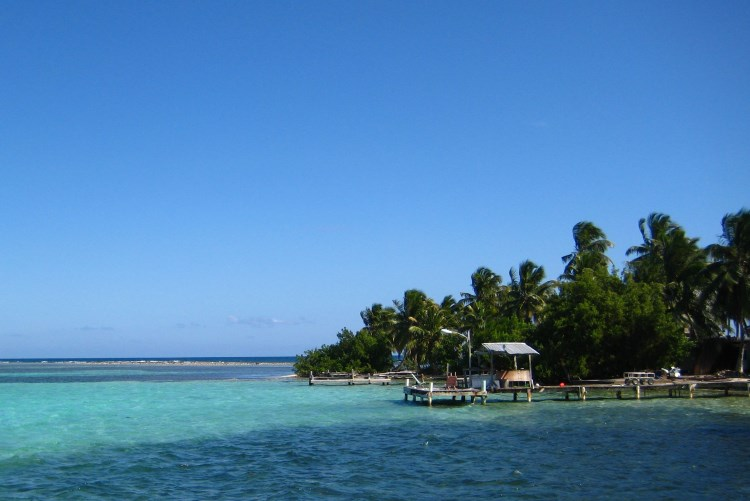 Cayo South Water