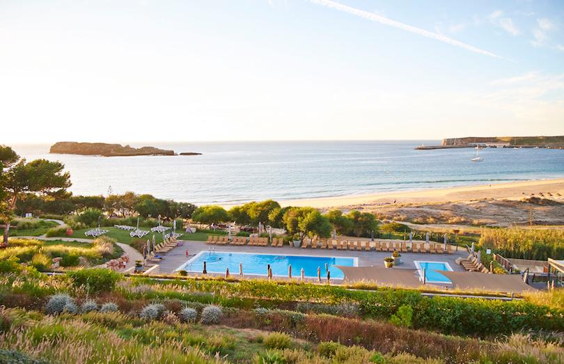 N.o 1 de los mejores resorts de playa en Portugal