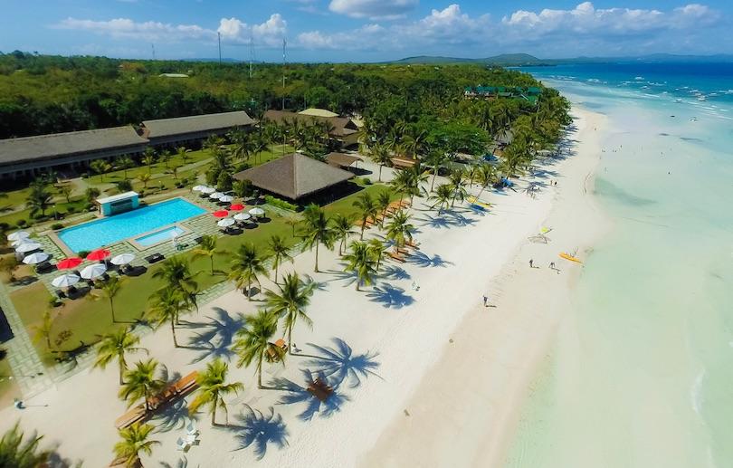 Club de playa de Bohol