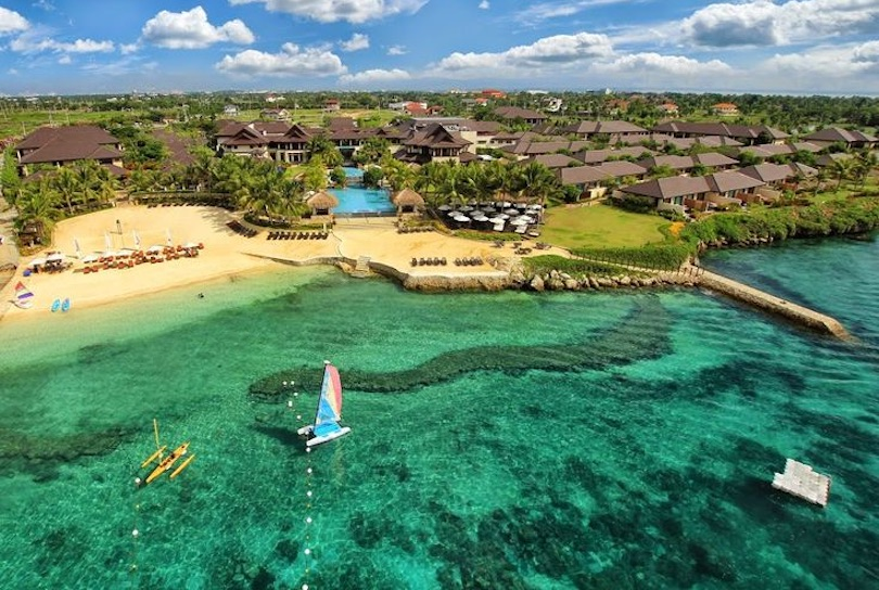 Crimson Resort and Spa, Mactan