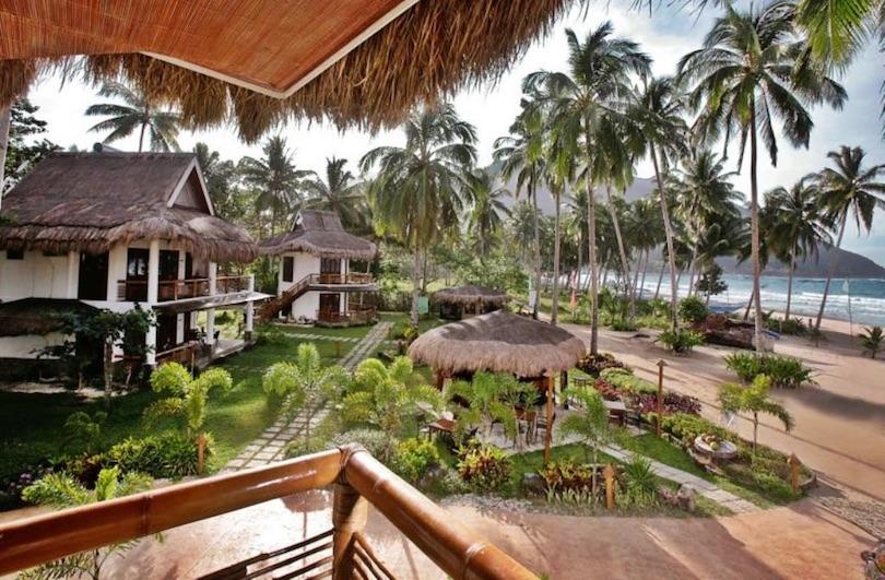 Resort de montaña y playa de Daluyon