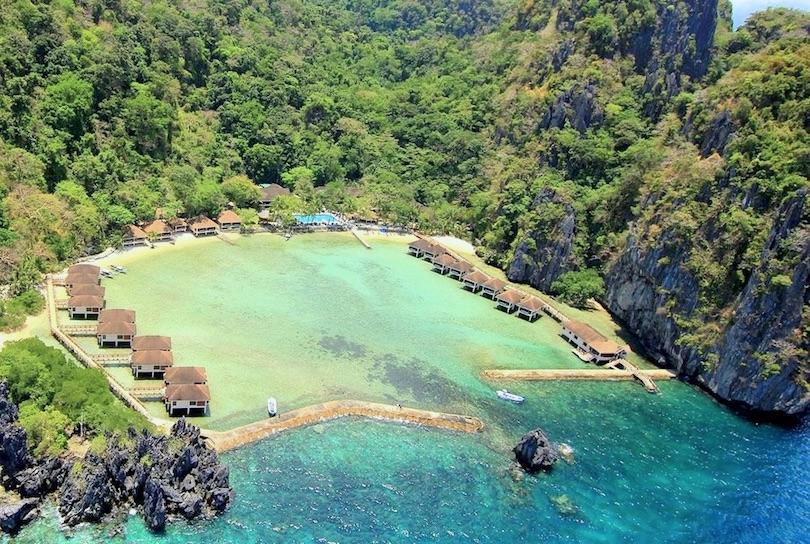 N.o 1 de los mejores resorts de playa en Filipinas